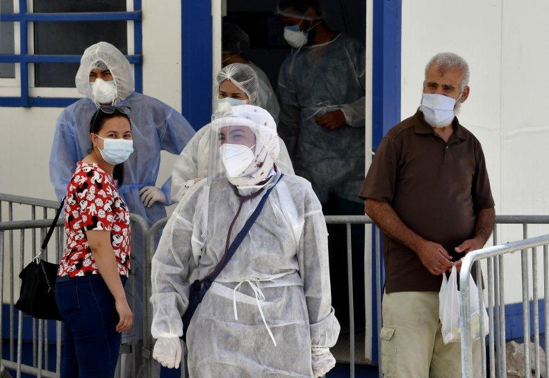 Tunisia Outbreak