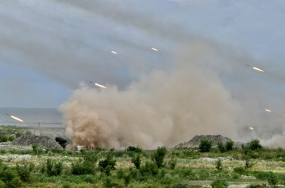 Taiwan Forces Hold Annual Military Exercises