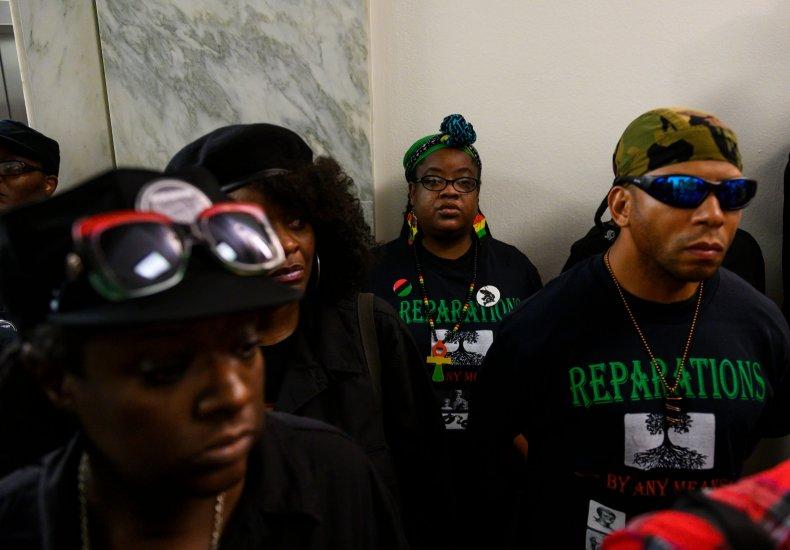 Reparations Activists
