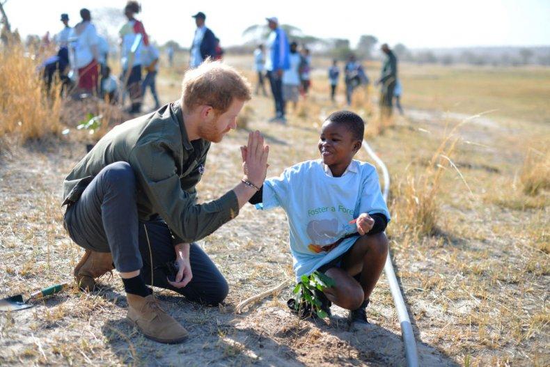 Harry & Meghan: An African Journey