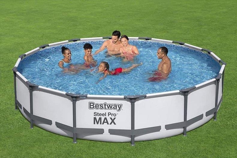 best cheap above ground pools bestway