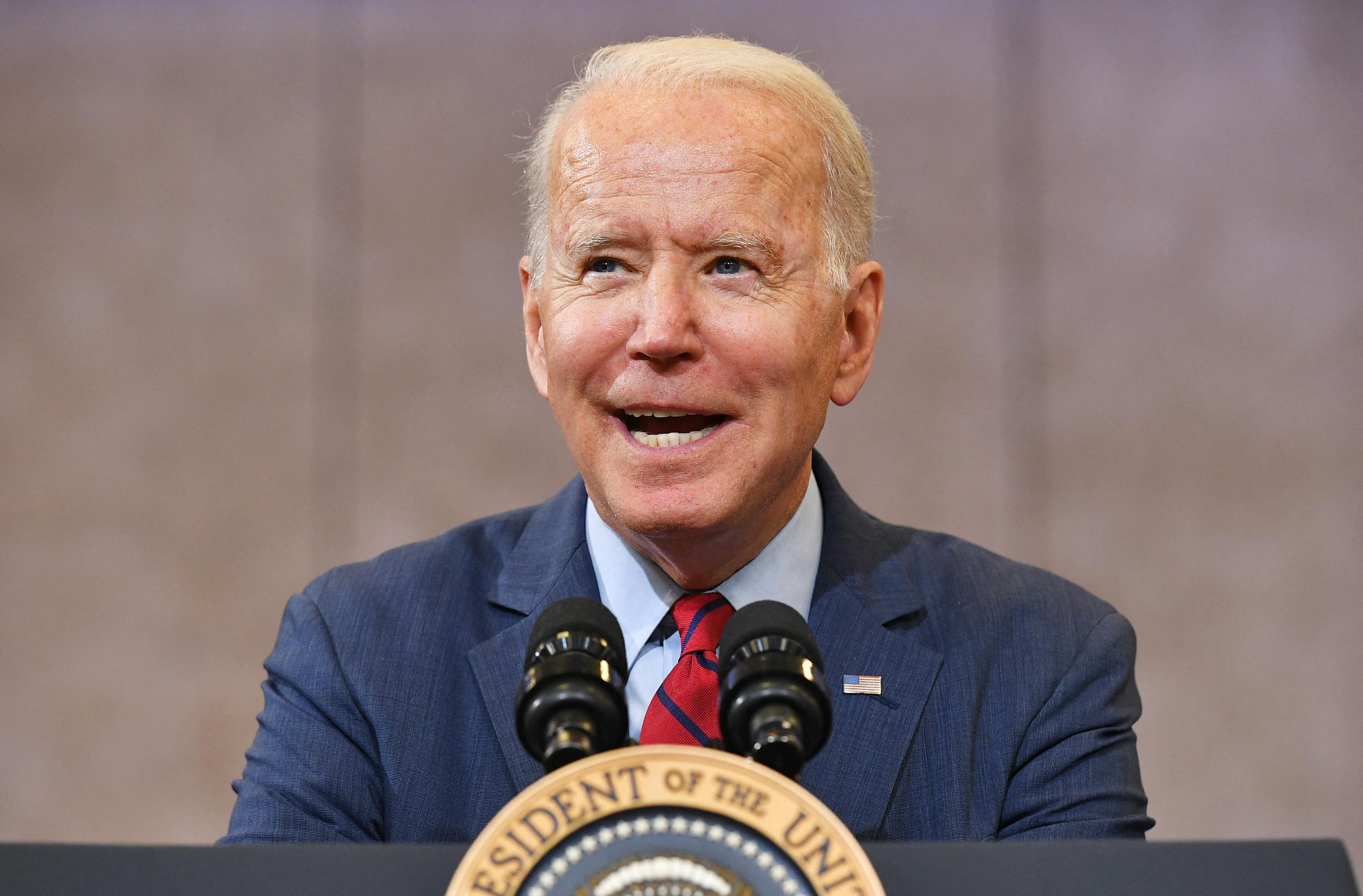 Joe Biden saying 'Latinx' sparks widespread mockery, wave of jokes