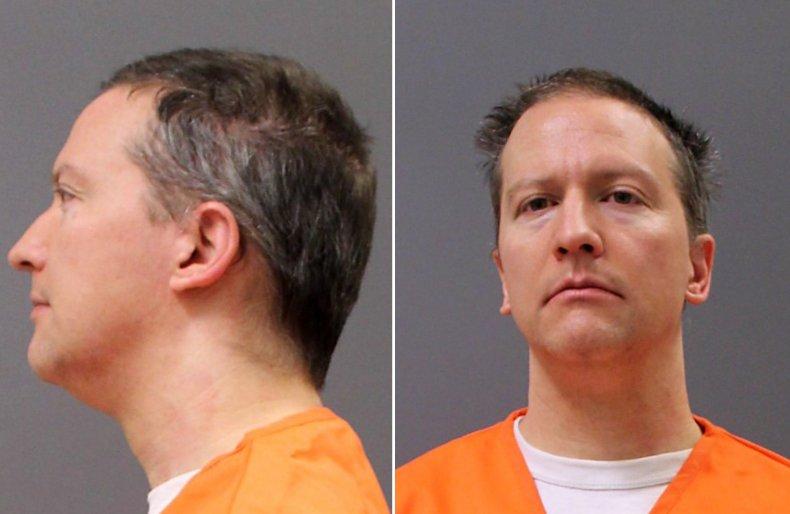 Derek Chauvin sentencing