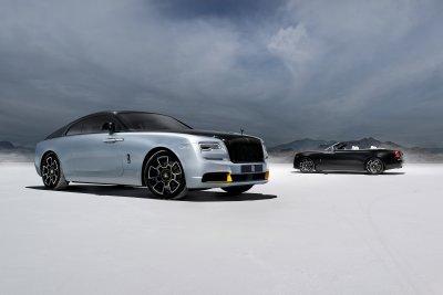 Rolls-Royce Landspeed Collection Dawn Wraith