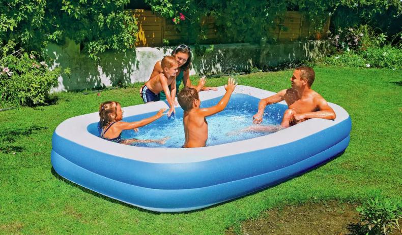 best cheap above ground pools argos