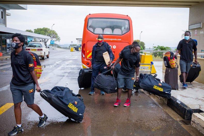 Uganda National Boxing Team Olympics 2020