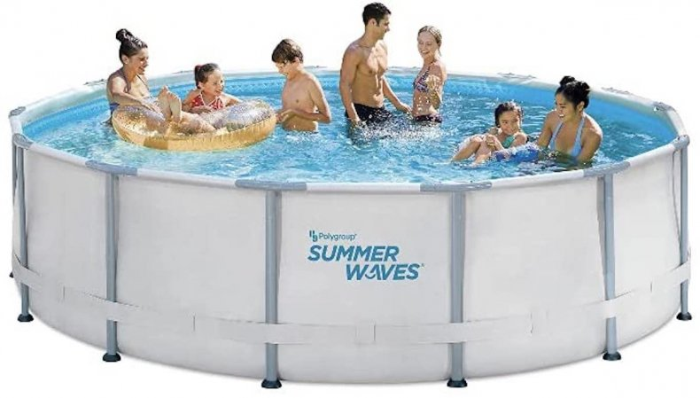 best cheap above ground pools summer waves
