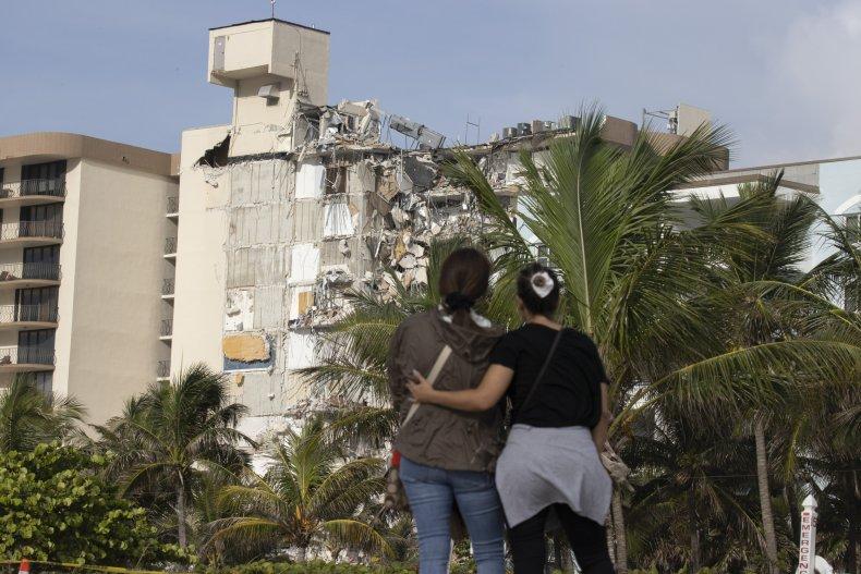 Dozens Presumed Missing After Building Collapse