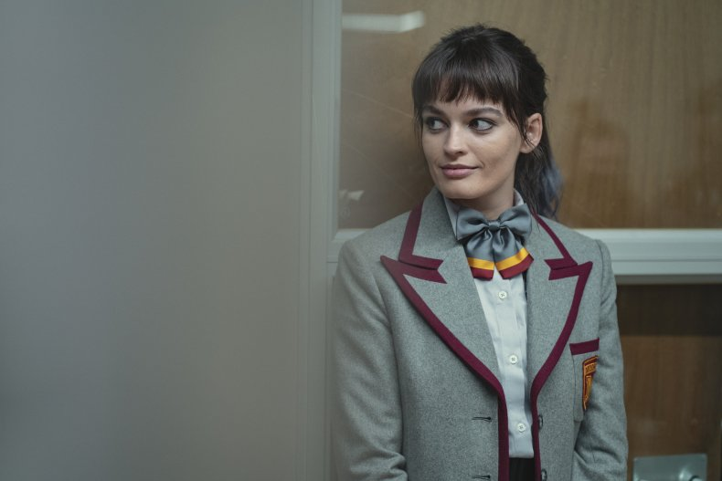 Maeve Wiley Sex Education