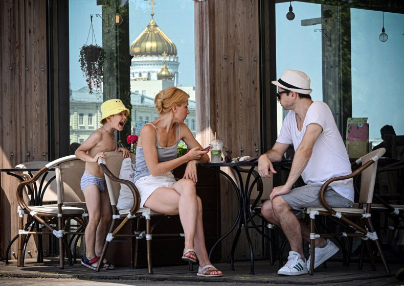 Russian Cafe to Only Accept Vaccinated Patrons