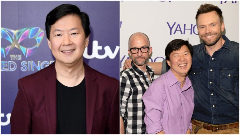 """Ken Jeong talks """"Community"""" movie"""