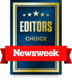 Newsweek Editor's Choice badge
