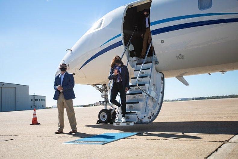 Kamala Harris Trip Travel Staffers Advance Resignation
