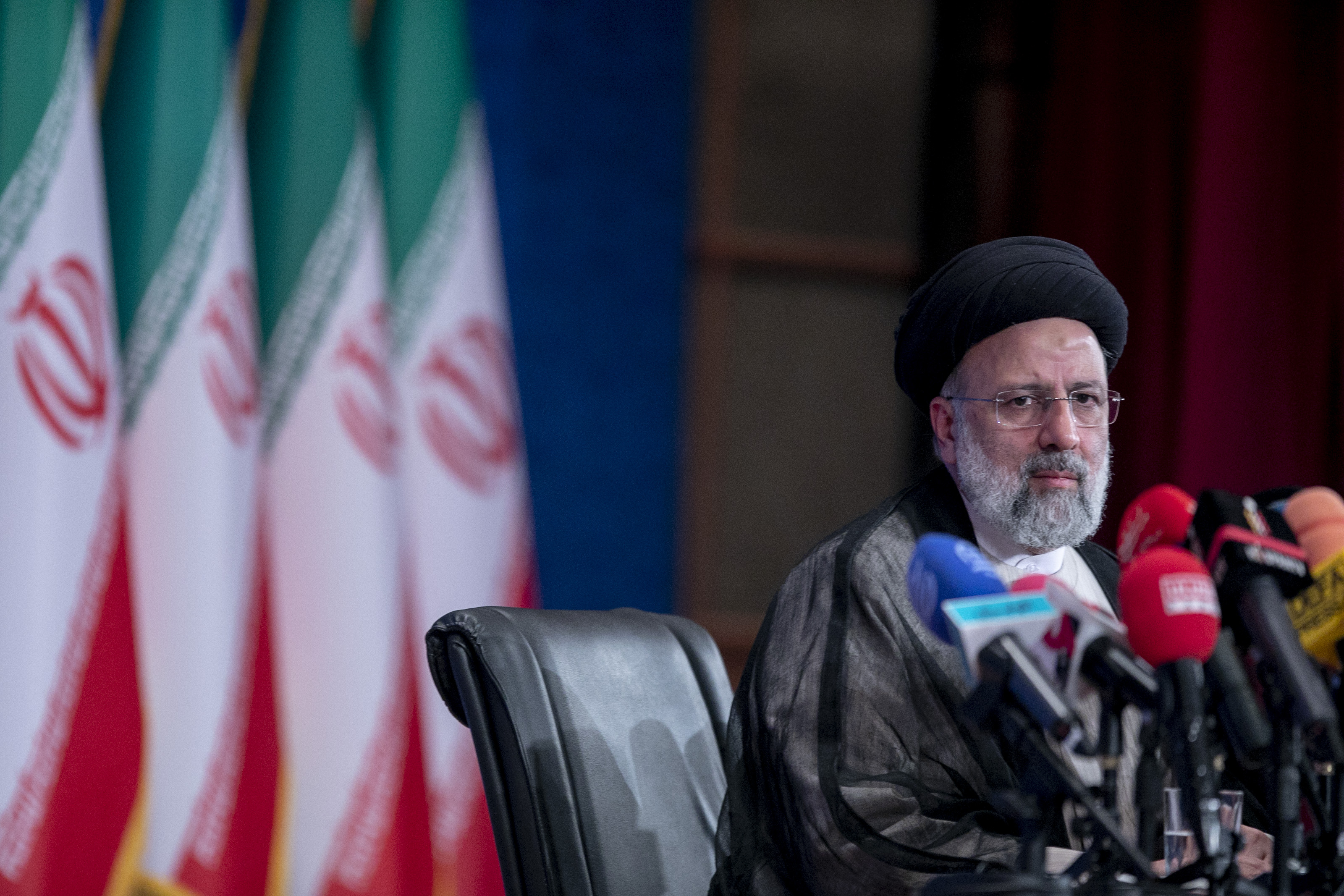 Iran's New President Has a Track Record of Antisemitism | Opinion
