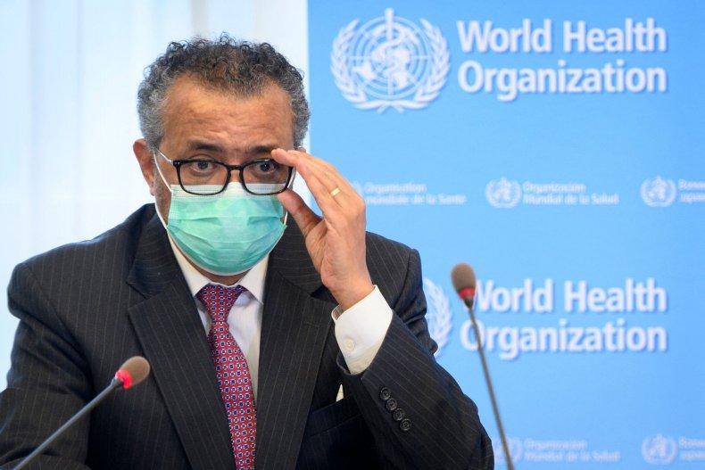 Director General of the World Health Organization