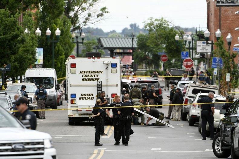 Arvada Shooting Good Samaritan Killed Johnny Hurley