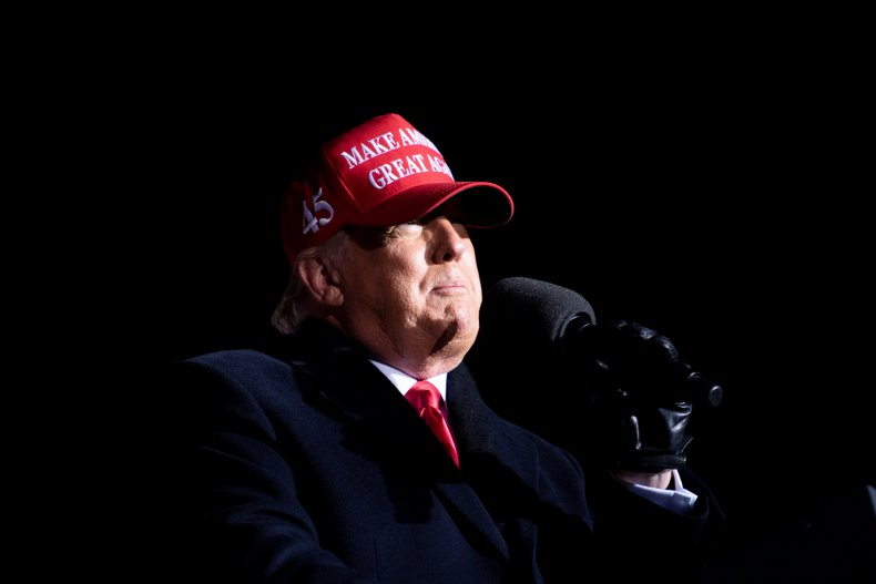 Donald Trump Wisconsin Republicans Election Audit Statement