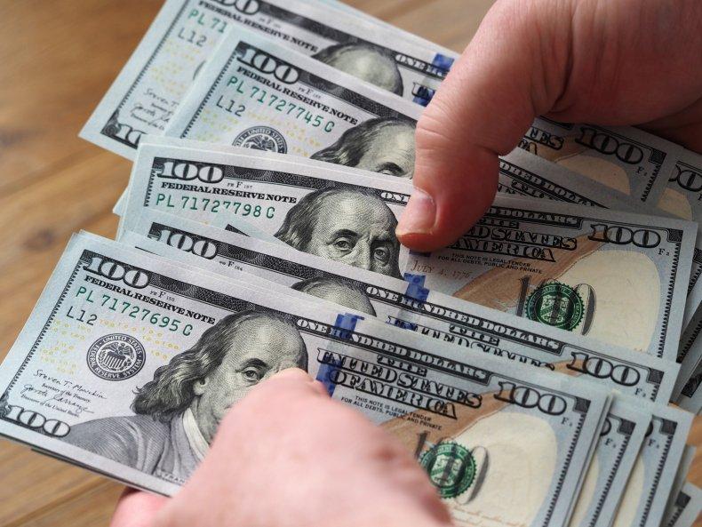Darren James Lousiana $50B accidental deposit bank