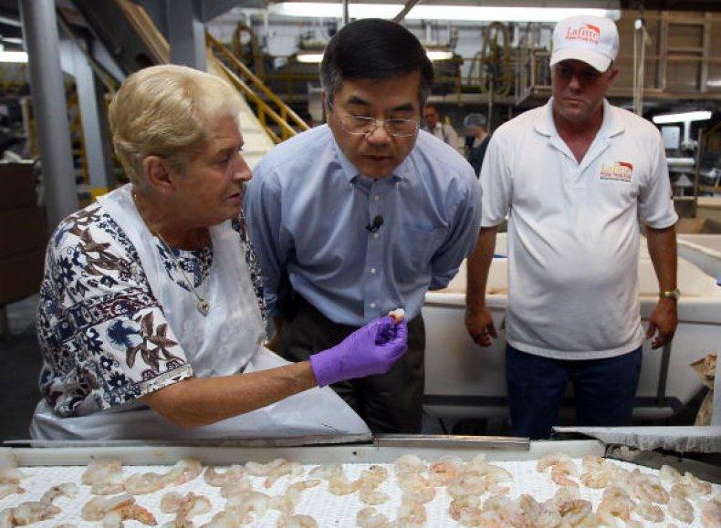 Shrimp Contamination