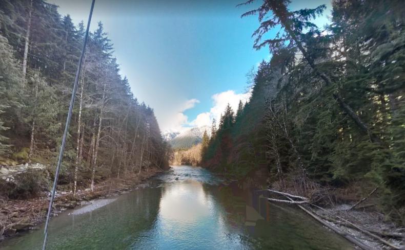Hiker missing North Bend, Washington