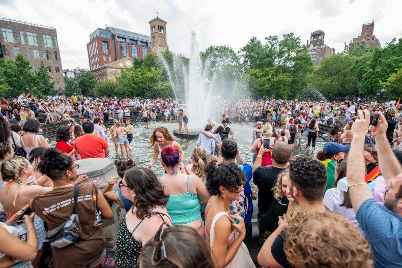 new york pride arrests