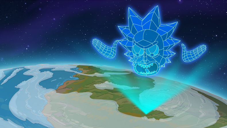 Still from Rick and Morty Season 5
