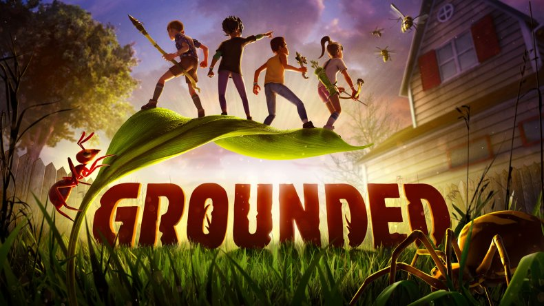 Promotional Artwork for Grounded