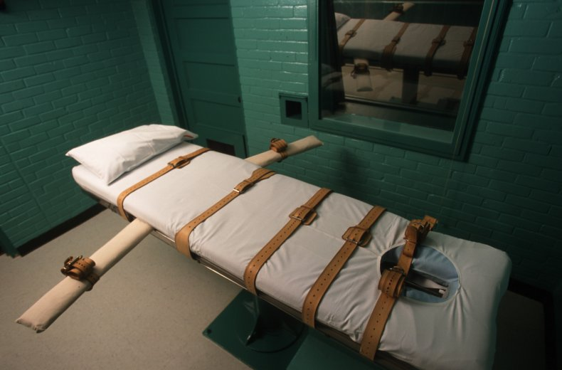 Texas death chamber