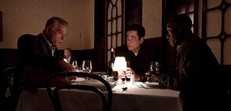 Ray Liotta Benicio del Toro Don Cheadle