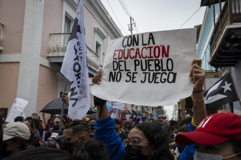 Education Puerto Rico