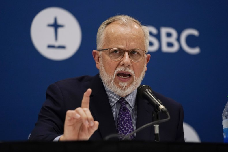 Pastor Ed Litton deleted video sermons