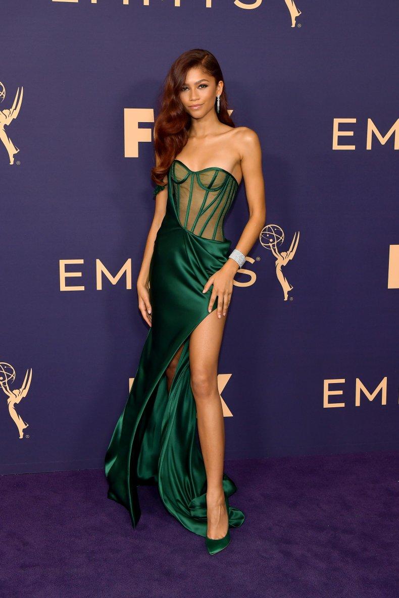 Zendaya at 2019 Emmys