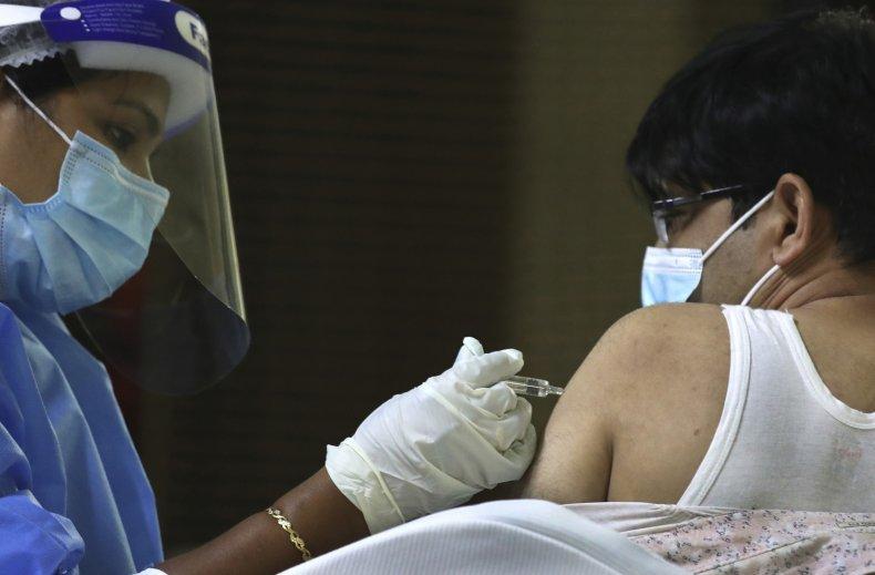 Sinofarm Vaccine Abu Dhabi