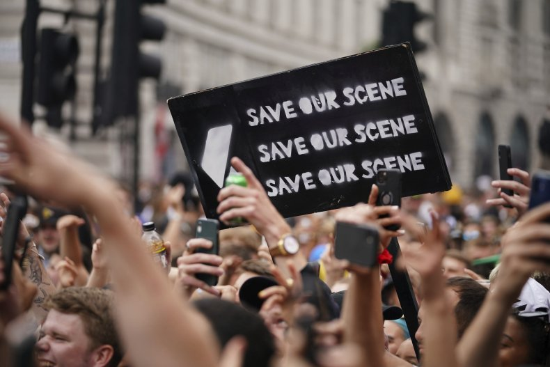 London Save Our Scene
