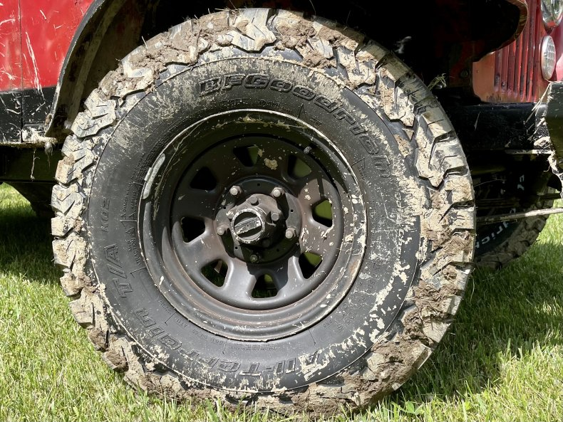 BFGoodrich Tires Summer