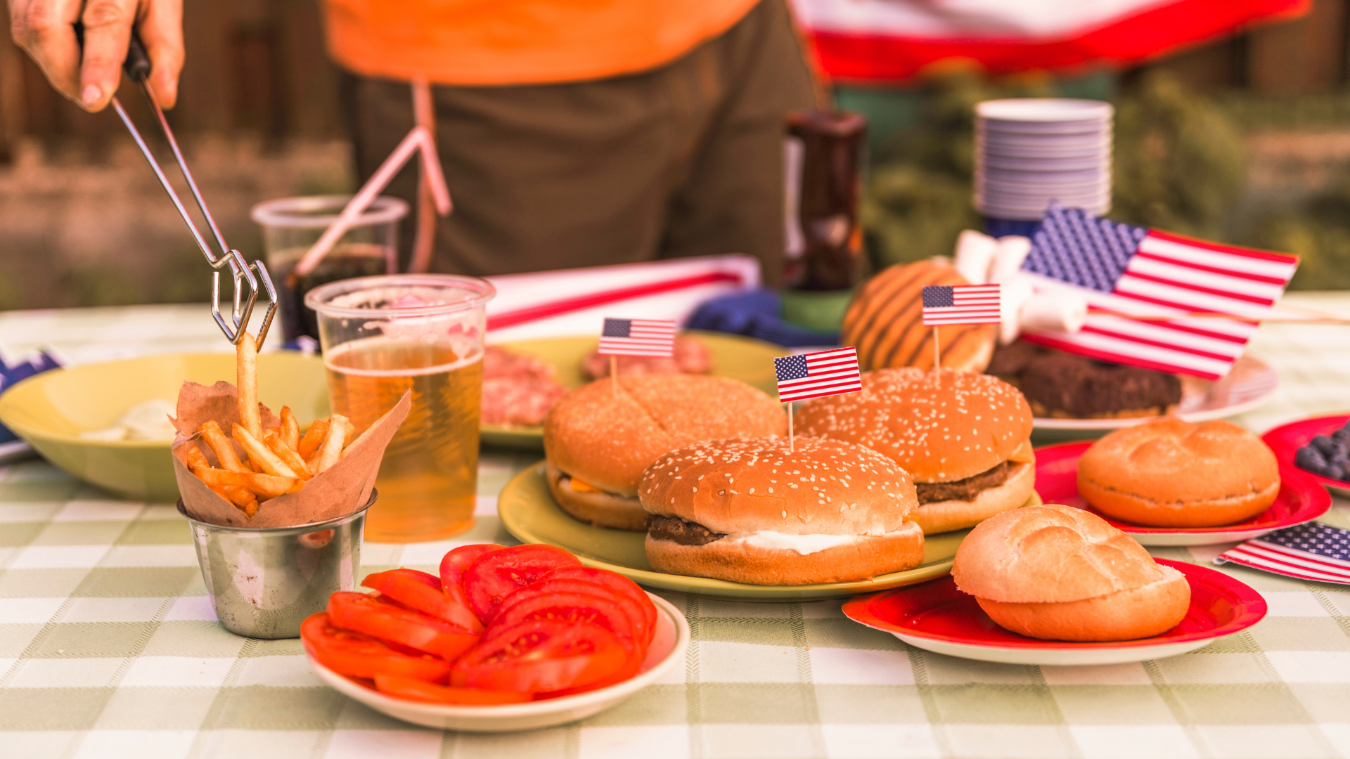 Last Minute Recipes for 4th of July