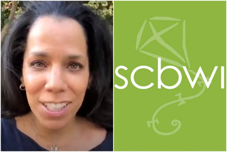 April Powers left her SCBWI position