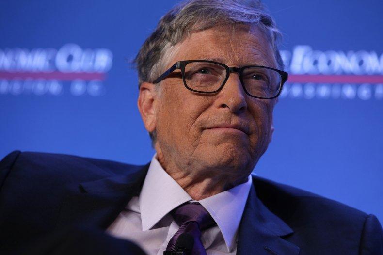 Gates Attends the Economic Club of Washington
