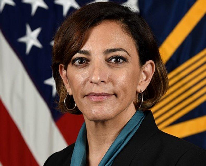 Pentagon official Katie Arrington