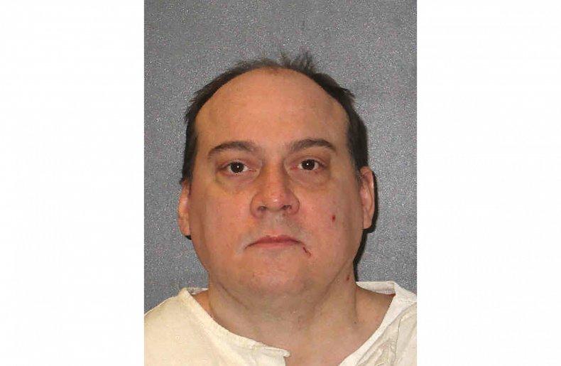 Texas death row inmate John Hummel