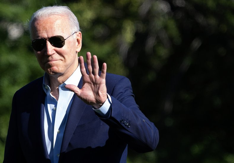 President Joe Biden at White House