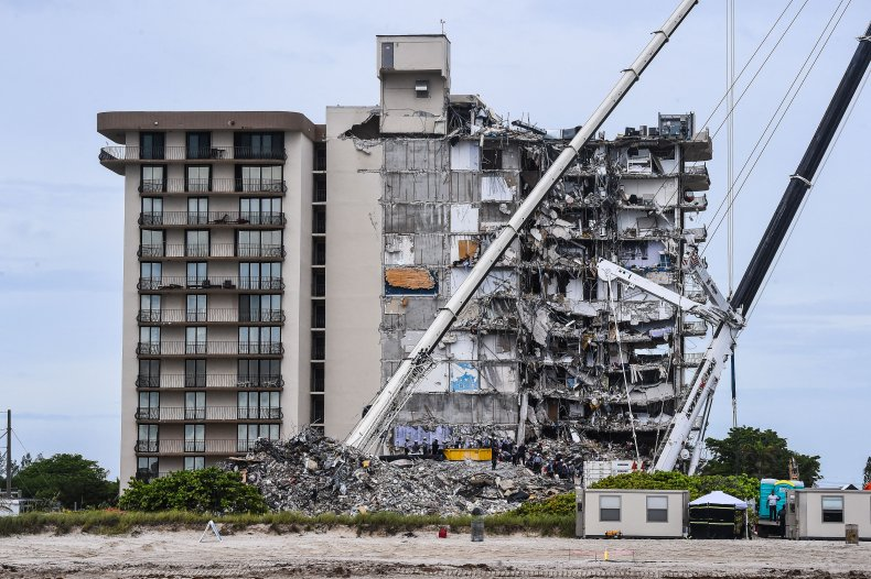 Champlain Towers South conspiracy