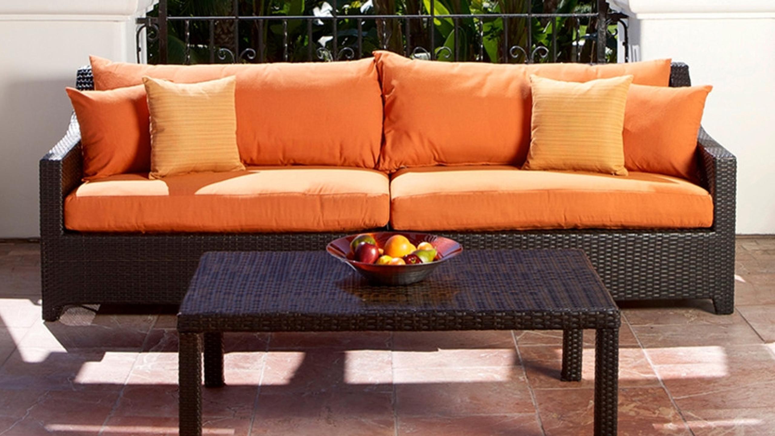 RST Brands Condominium Balcony Patio Furniture