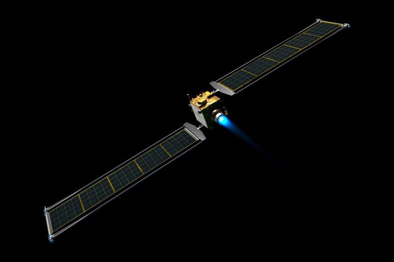 NASA's DART spacecraft