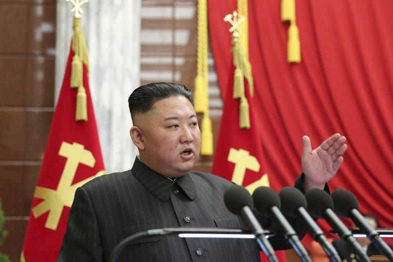Kim Jong Un COVID-19