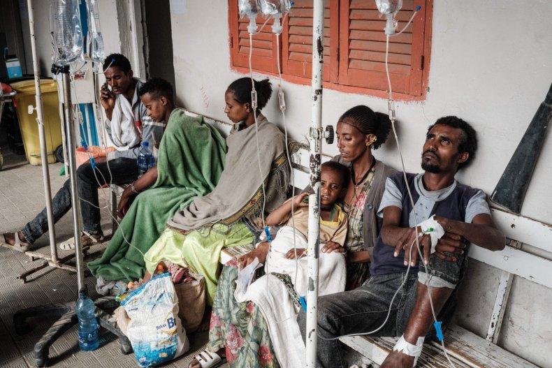 Tigray victims