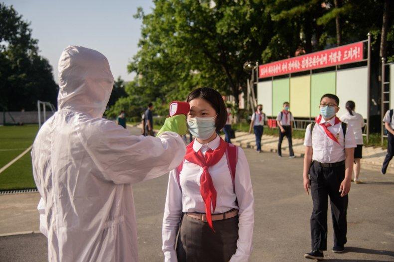 North, Korea, coronavirus, testing, Pyongyang