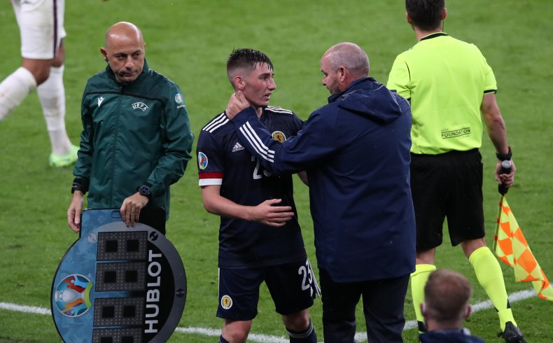 Scottish Player Tests Positive for COVID-19