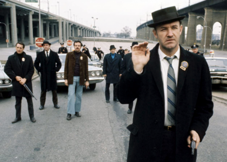 #31. The French Connection (1971)