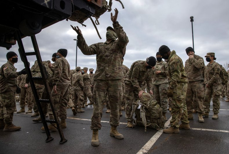 Troops are set to leave Afghanistan